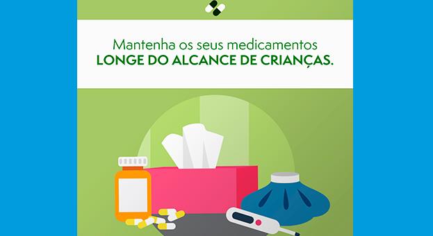 prevenção intoxicação medicamentos